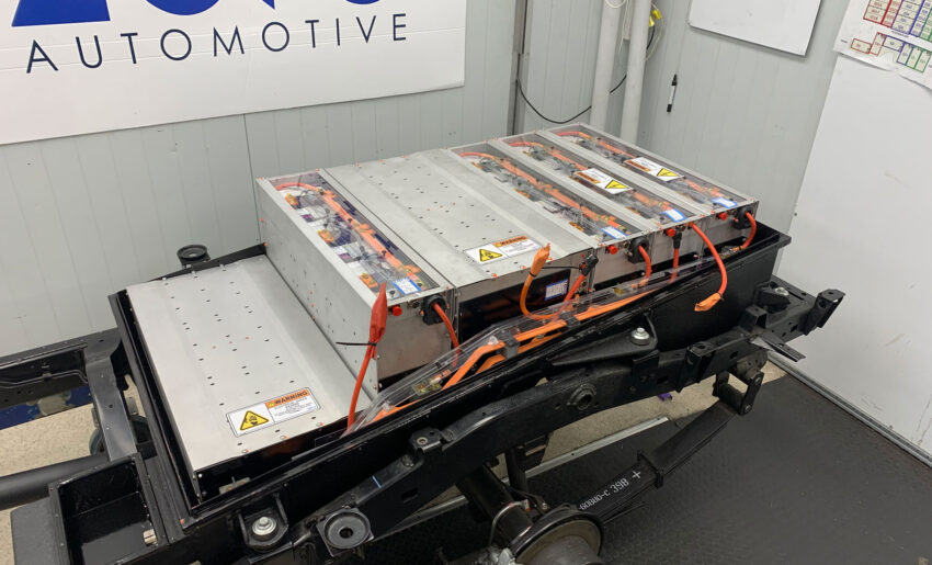 LTO and NCM battery chemistries